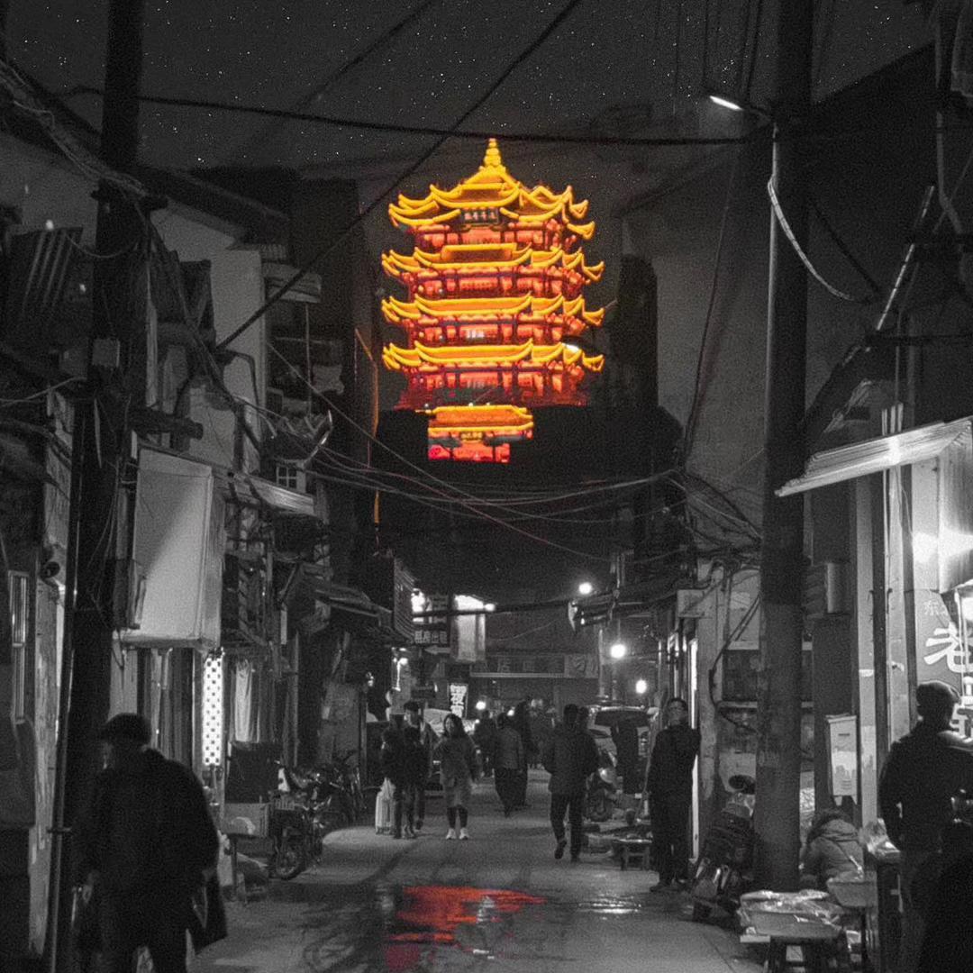 献给武汉-for+my+city