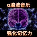 α阿尔法脑波学习音乐|强化记忆