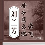 刘兰芳母子同台说岳飞(22回)