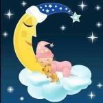 婴儿摇篮曲 – 轻松的音乐, 睡眠音乐, 舒缓音乐, 钢琴, 吉他, 轻松的背景音乐