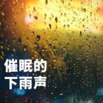 治愈系催眠白噪音-下雨的声音
