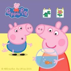 小猪佩奇动画原声
