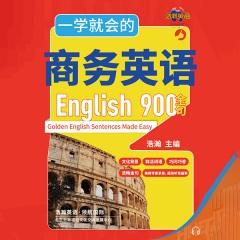 一学就会的 商务英语900金句